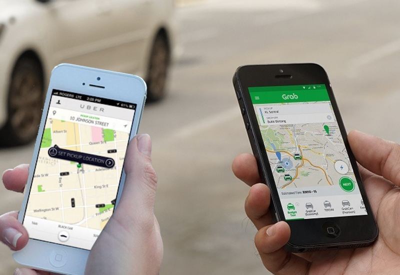 Uber vs Grab