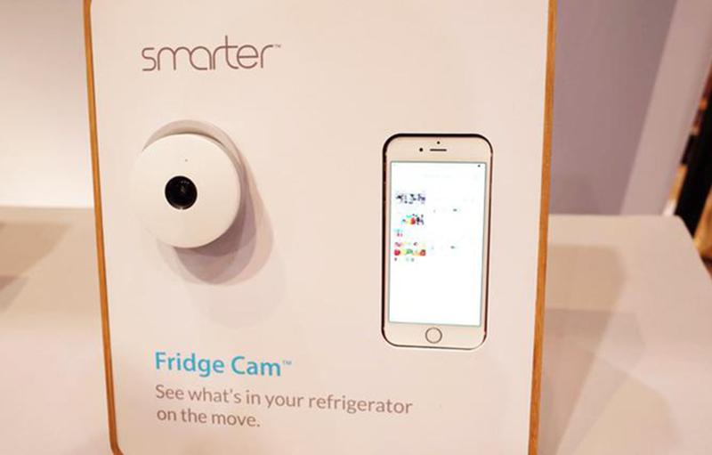 smarterfridgecam
