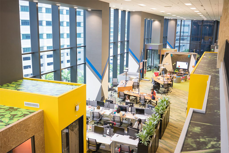Google Singapore Office