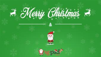 SGPad Merry Christmas